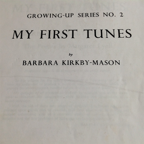 my-first-tunes